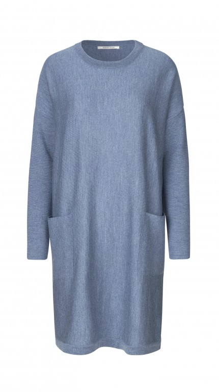 Mille Dress in 100 % merino wool