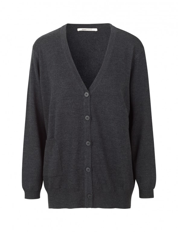 Nina Cardigan in 100 % merino wool